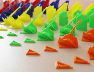 Intricate Toys- Makenica - 3D Printing Services Bangalore, Mumbai